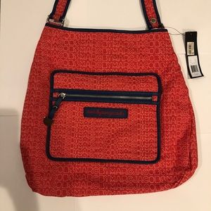 Marc by Mac Jacobs Red and Blue Tote